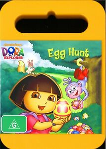 216A NEW SEALED DVD Region 4 DORA THE EXPLORER EGG HUNT