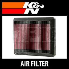 K&N High Flow Replacement Air Filter 33-2081 - K and N Original Performance Part