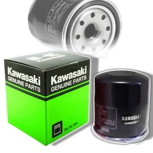 OE Replacement Genuine Engine Oil Filter for Kawasaki 16097-0002-0008/1061-1072