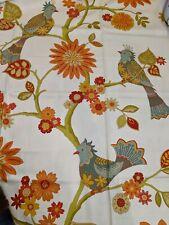 Richloom Soprano Bird 1+ Yards Lot Fabric Home Decor Pillows