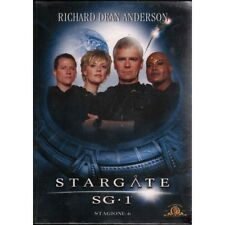 Stargate Sg-1 - Stagione 6 Box 6 DVD Christopher Judge Sigillato 8010312072017