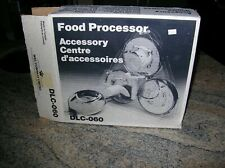 Cuisinart Food Processor Accessory Centre, with 4 blades