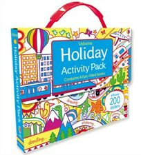 USBORNE HOLIDAY ACTIVITY PACK