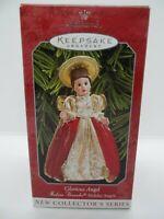 1998 Hallmark Madame Alexander Glorious Angel Keepsake Christmas Ornament 1st
