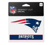 New England Patriots Aufkleber Logo Decal Badge Emblem NFL Football