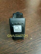 Jcb Backhoe Spare Parts 3Cx Rocker Switch 12V, 6 Pin Part No. 701/60001