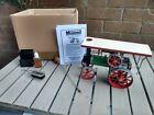 Mamod TE1A Steam Engine Meths burner  / Steam Tractor Full starter package