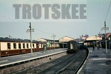 More details for 35mm slide br british railways scene view bournemouth west station 1965 original