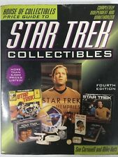 HOUSE of Collectibles  Star Trek Collectible Price Guide 4th Edition