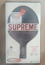 Sealed 1960s All Pro Supreme Lion Ping Pong Paddle Table Tennis K Mart SS Kresge