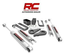 "1999-2006 Chevrolet GMC 1500 4WD 1.5""-2"" Rough Country Leveling Lift Kit [28330]"