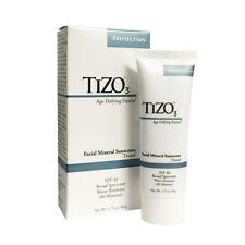 TIZO3 Facial Mineral Sunscreen Tinted SPF40 (1.75 oz/50g) NIB AUTH - EXP 02 2020