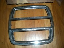 1968 1969 NOS Ford Torino Fastback Tail Light Bezel