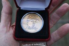 Alex Rodriguez Highland Mint One Troy Ounce Bronze Medallion NY Yankees /25000