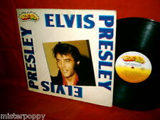 ELVIS PRESLEY Italian only PROMO LP + Book rare Unique item