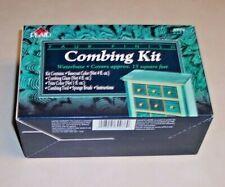 Vintage Plaid Faux Finish Combing Kit.