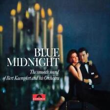 BERT KAEMPFERT - BLUE MIDNIGHT (RE-RELEASE)   - CD NEUWARE