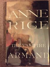 The Vampire Armand, Anne Rice. First Edition, Signed