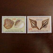 Individual Angolan Stamps