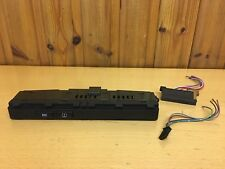 BMW E46 3 series DSC & Tyre Pressure Control Panel Switches w/ wiring - 6914731