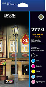Epson - C13T278892 - 277XL Value Pack
