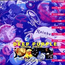 Deep Purple Family album-A complete guide to the band members' career's b.. [CD]