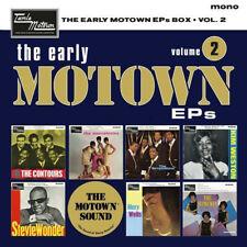 "Various – The Early Motown EPs Box Volume 2 7x 7"" Vinyl NEW!"