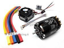 CY-800001-28 Combo da competizione brushless con sensore motore 540 4100KV 8.5T-