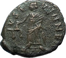 Divus CONSTANTINE I Memorial Deification 342AD RARE Ancient Roman Coin i66016