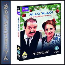 ALLO ALLO - THE CHRISTMAS SPECIALS **BRAND NEW DVD**