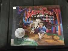 Abraham Lincoln and the Forest of Little Pigeon Creek (Ameritales) Mom's Choice