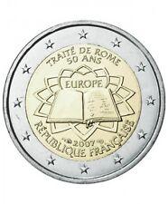 Pièce commémorative de France 2007, Traité de Rome.
