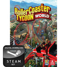 Rollercoaster Tycoon Mondo PC STEAM KEY