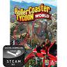 ROLLERCOASTER TYCOON WORLD PC STEAM KEY