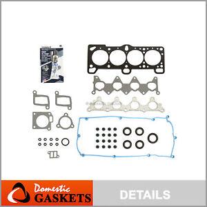 Fits 06-11 Hyundai Accent Kia Rio Rio5 1.6L DOHC Head Gasket Set G4ED