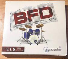 FXpansion BFD Acoustic Drum Module V.1.5