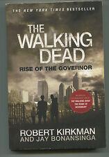 The Walking Dead Rise of the Governor - Novel Robert Kirkman  - 2011 (Grade 9.2)