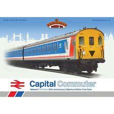 BARGAIN! Bachmann 30-430 Capital Commuter Train Pack RRP £209.95 - NEW