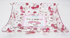 Brand New My Melody Square Plastic Tray M size Sanrio Kawaii Free Shipping