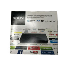 Sony BDP-S3200 Blu-ray Disc Player with WIFI, Complete in Box, Free 2-3 Day Ship