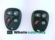 2 for 2001 02 03 04 05 Chevy Impala Monte Carlo Keyless Remote Car Key Fob
