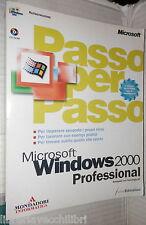 MICROSOFT WINDOWS 2000 Professional Microsoft Mondadori 2000 Informatica Scienza