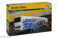 Italeri 3904 1/24 Scale Show Truck Model Kit Reefer Trailer