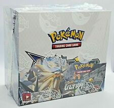 Pokemon TCG Ultra Prism Booster Box Sun & Moon 36 Factory Sealed! BRAND NEW!