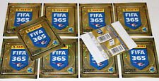 Panini FIFA 365 Season * 2017 * Int. Ed. Europe 10 Bags Packets 50 Stickers