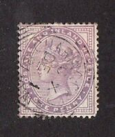 Great Britain stamp #88, used, Queen Victoria, SCV $32.50