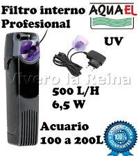 FILTRO INTERIOR AQUAEL UNI FILTER UV 500 POWER ACUARIO