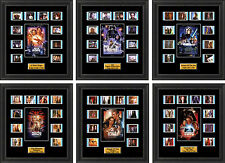 Star Wars All Six Movies (1977,1980,1983,1999, 2002, 2005) Film Cells Movie Cell