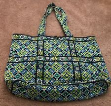 Vera Bradley Large Tic Tac Tote in Daisy Daisy - Shoulder Bag - Purse - Floral