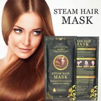Protein Hair Treatment Mask Reconstructor Keratin Collagen Repair Heating Steam